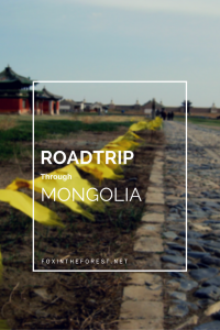Travel to Mongolia - Pin Me