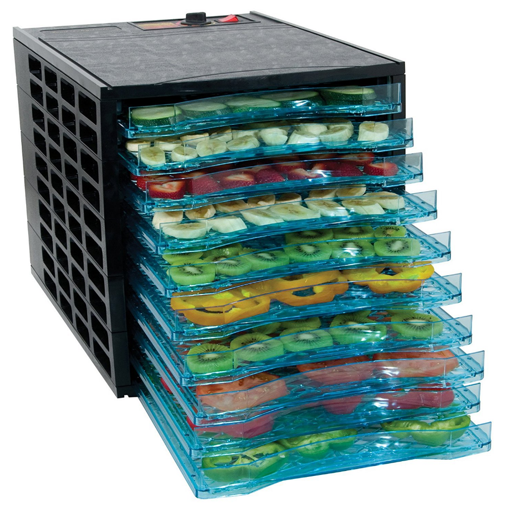 adventurer's gift guide - food dehydrator