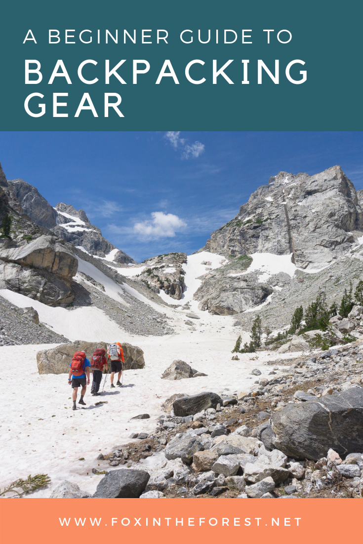 The best backpacking gear. A comprehensive look at the best backpacking gear to buy and how to backpack on a budget. Tips and tricks on buying backpacking gear for beginners including tips for buying your first sleeping bag, tent, hiking boots, backpack and more. A complete list of backpacking essentials. #backpackinggear #hiking #camping #campinggear