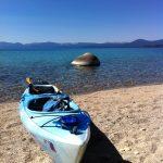 Tahoe like a local - Kayak