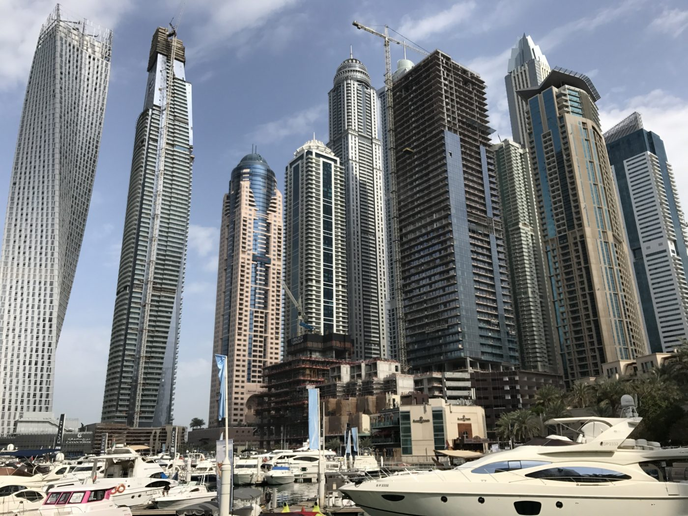 Long Layover in Dubai
