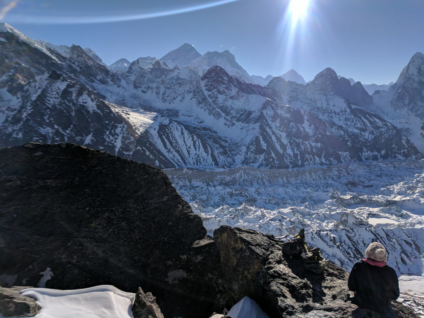 nepal trekking mount everest