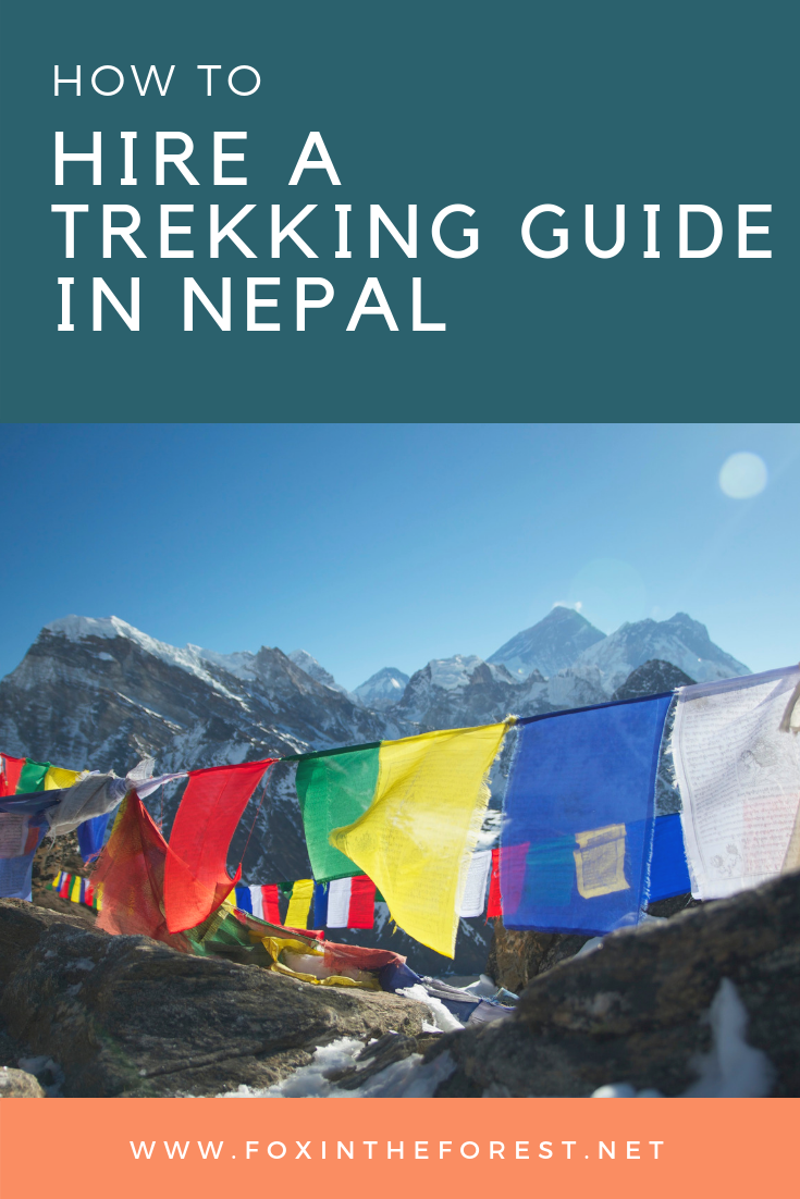 A comprehensive resource for trekking with a guide in Nepal. Reasons on why you should hire a local guiding service. Tips and tricks for hiring a local trekking guide in Nepal and how to make the most of your trekking experience. #everestbasecamp #trekkinginNepal #nepaltravel