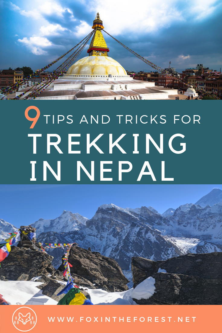 Tips and tricks for your trip to Nepal. How to hire a local trekking guide in Nepal. Best way to prepare for a trek. How to trek safely in Nepal. #nepaltravel #hiking #trekking #himalaya