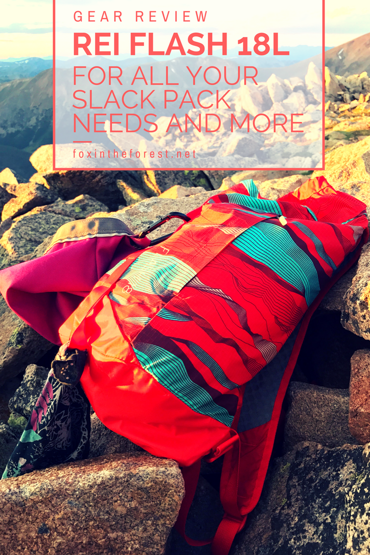 REI Flash 18L might just be the most versatile daypack out there for the price. It's durable, compact, and ready for adventure. Perfect for travel, slack packing, or small day hikes. REI Flash 18L Review | daypack review | hiking pack review | travel pack review