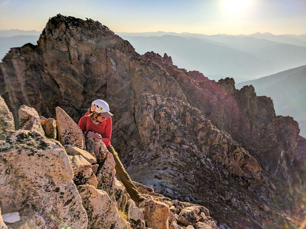 Mountain terms