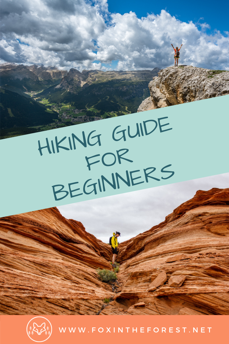 The ultimate guide to hiking for both beginners. Hiking tips. How to plan a hike. How to train for a hike. The Best hiking gear. Hiking tips for beginners and improving hiking skills. #outdoors #hiking #nationalparks #hikingtrails