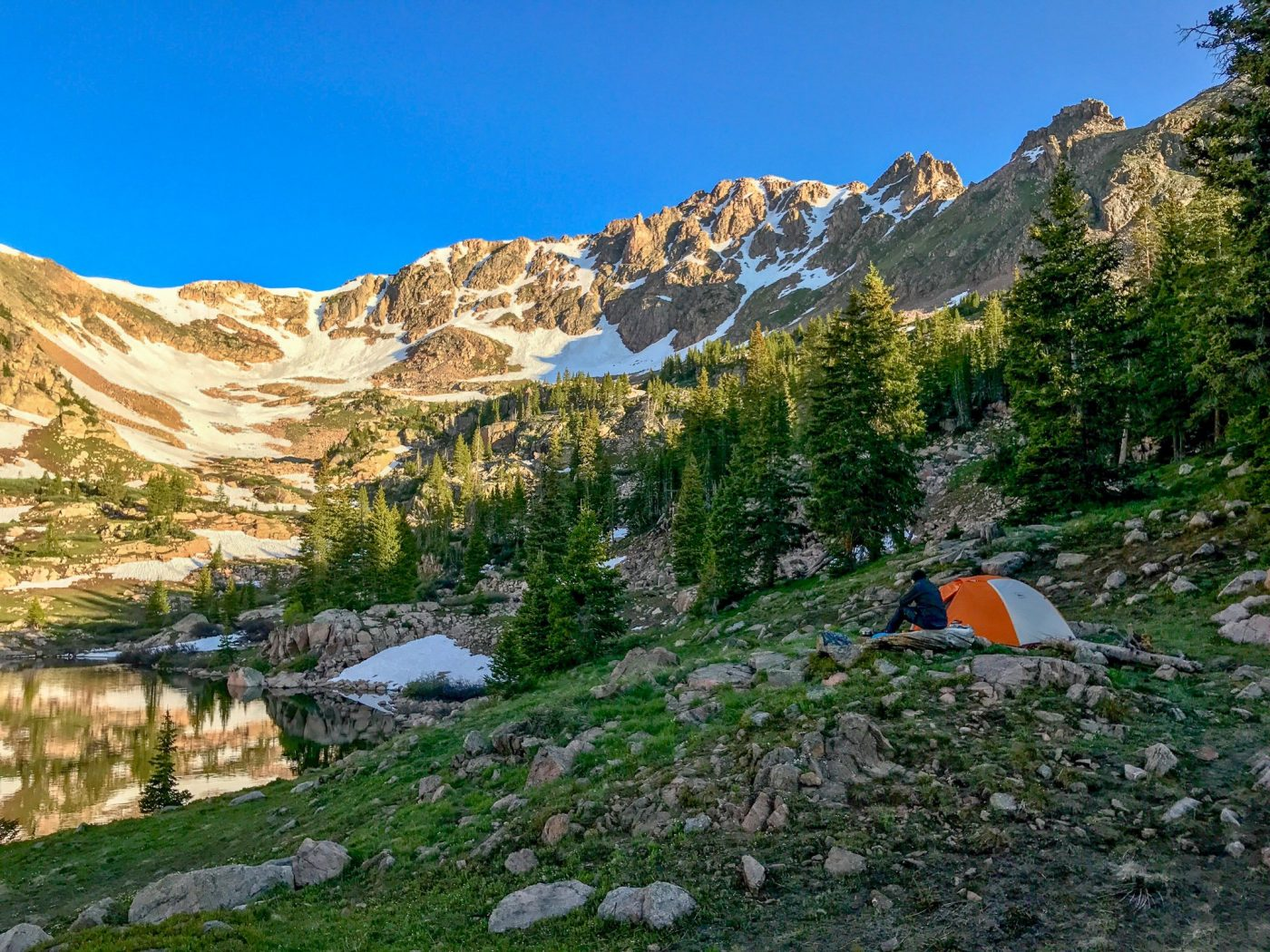 best backpacking practices for beginners