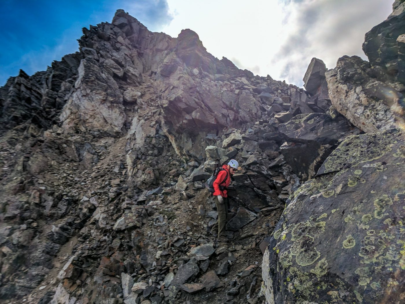 tips for beginner mountaineers