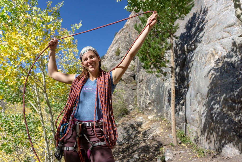 beginner climbing tips