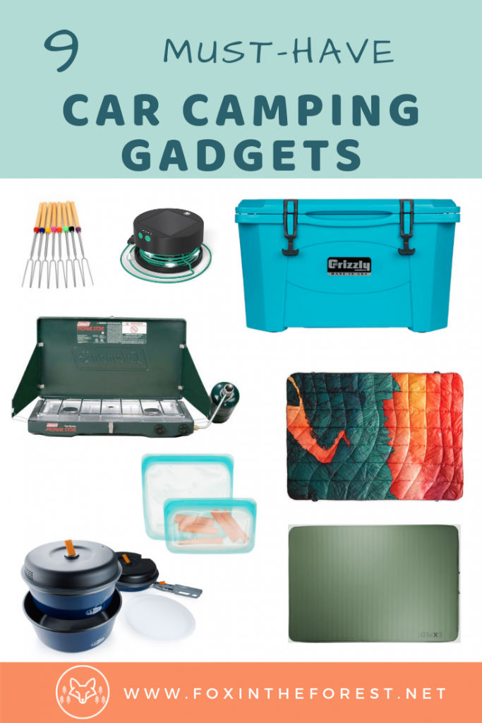 Awesom Camping Gifts That Any Camper Would Go Gaga For