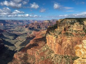 best day hikes on the grand canyon cape royal