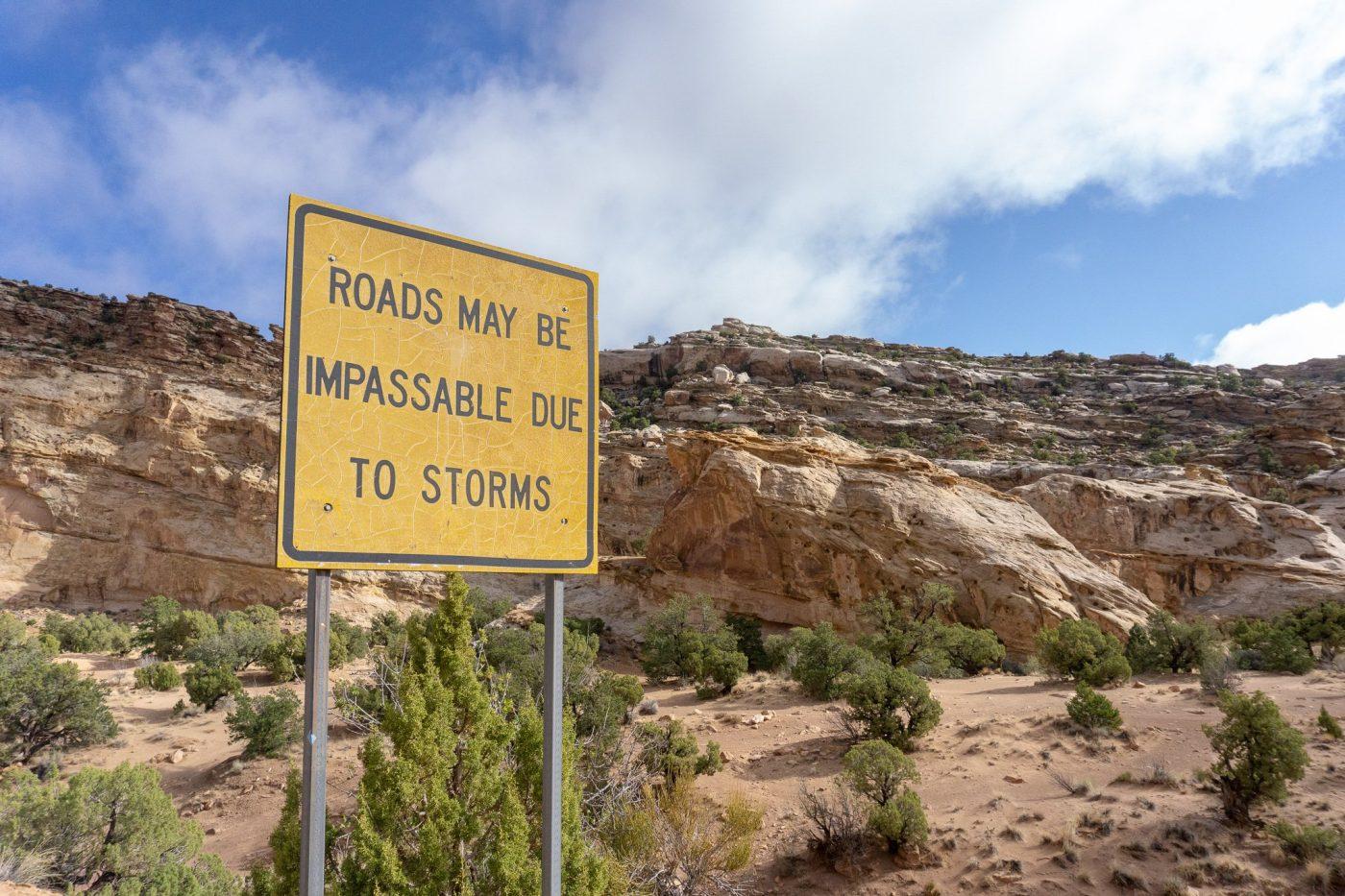 southwest desert road trip