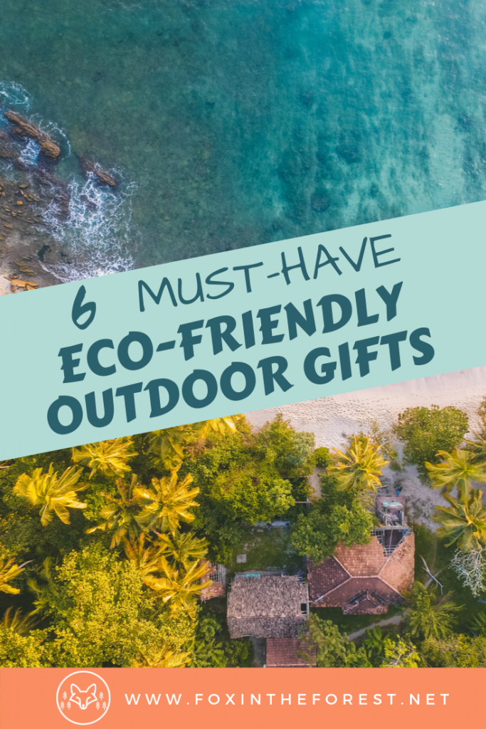 Eco-friendly gift ideas for hikers, campers, and backpackers. Sustainable and eco-friendly outdoor gear. The best outdoor gear gift ideas. #sustainable #hiking #giftideas #camping