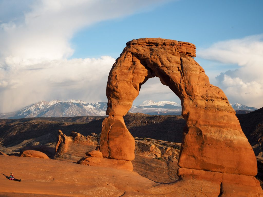 5 national parks in Utah
