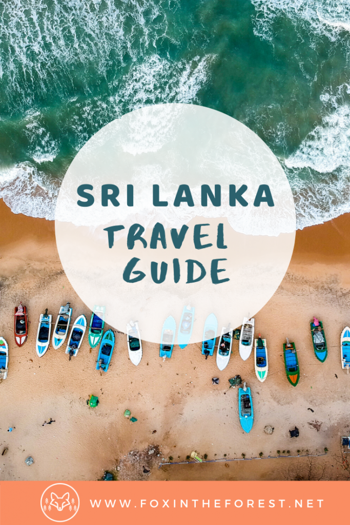 A complete guide to Sri Lanka travel. Tips for visiting Sri Lanka including things to do, the best beaches, activities, cultural customs and more. #srilanka #travel #asia