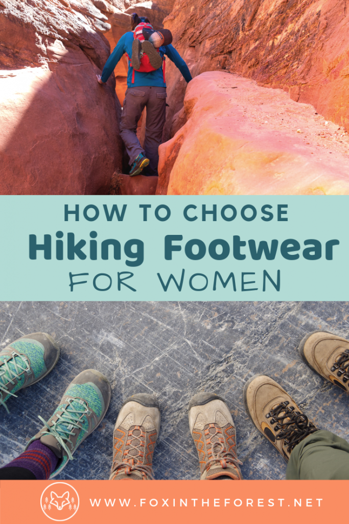 How to choose hiking boots. The best hiking boots for women and the best hiking shoes for women. Hiking skills and hiking gear for women. How to choose the best hiking boot. #hiking #outdoors #camping #womensfashion