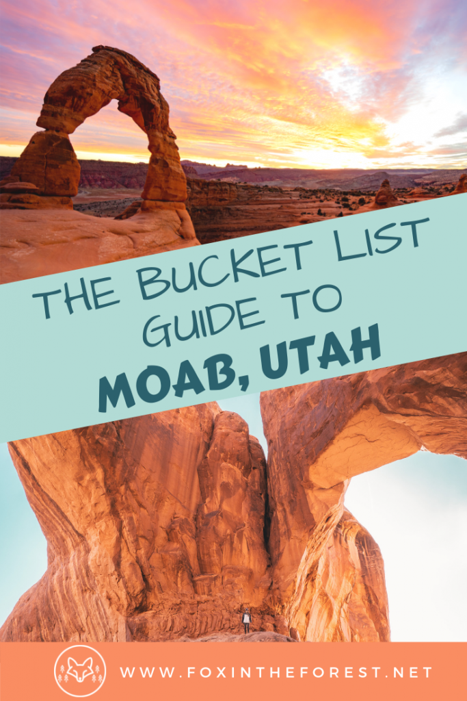 The best things to do in Moab, Utah. Camping, Hikes, 4-wheeling, Jeep adventures in Moab. Amazing hikes and outdoor activities in Moab, Utah. #utah #travel #hiking #outdoors