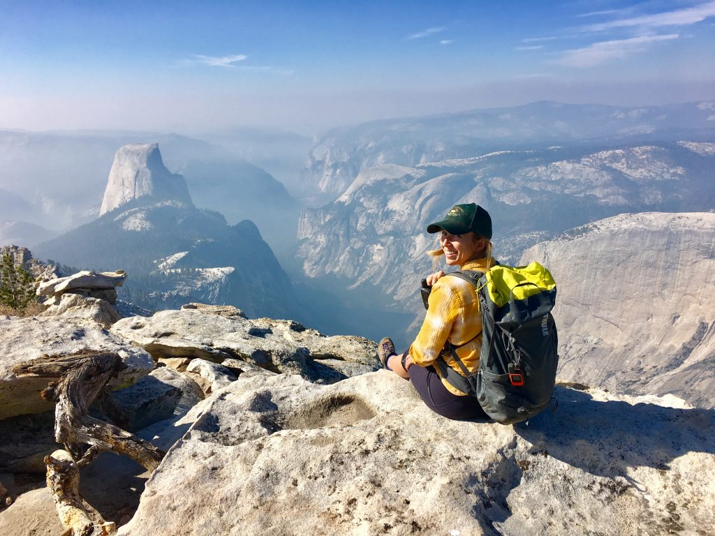best hiking trails in Yosemite