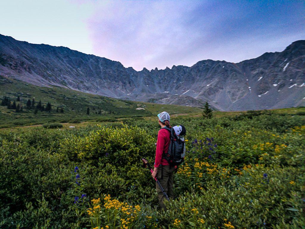 mountain hikes near denver