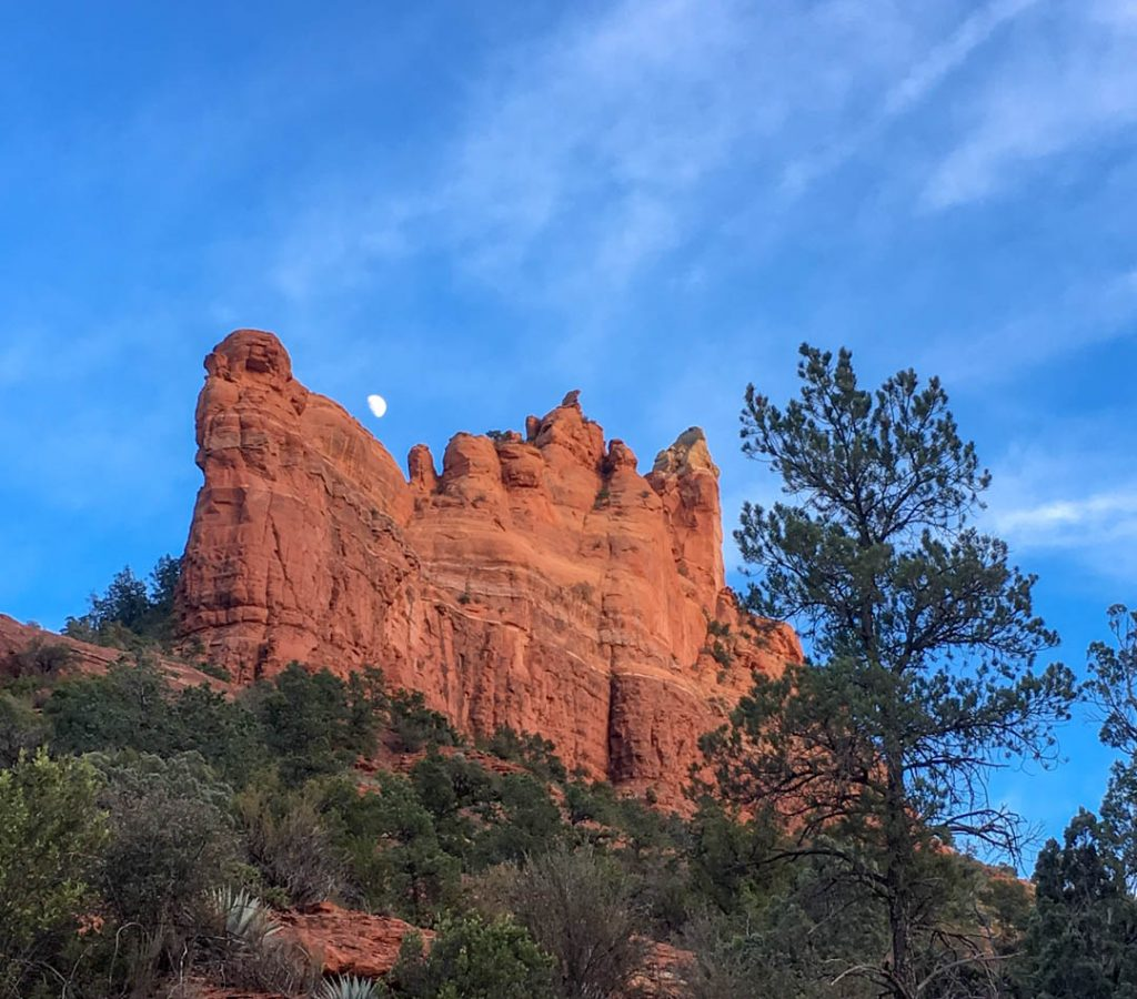sedona hiking trails