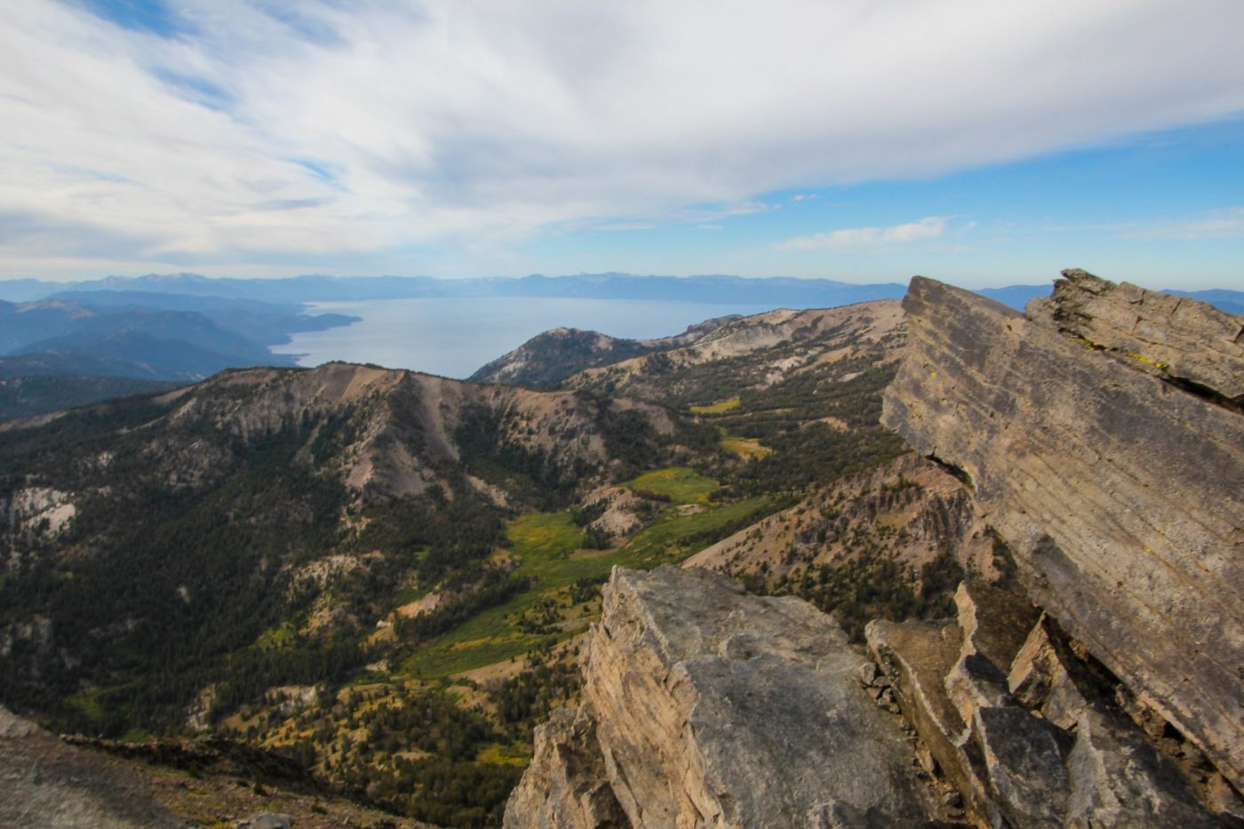 best hikes in Lake Tahoe