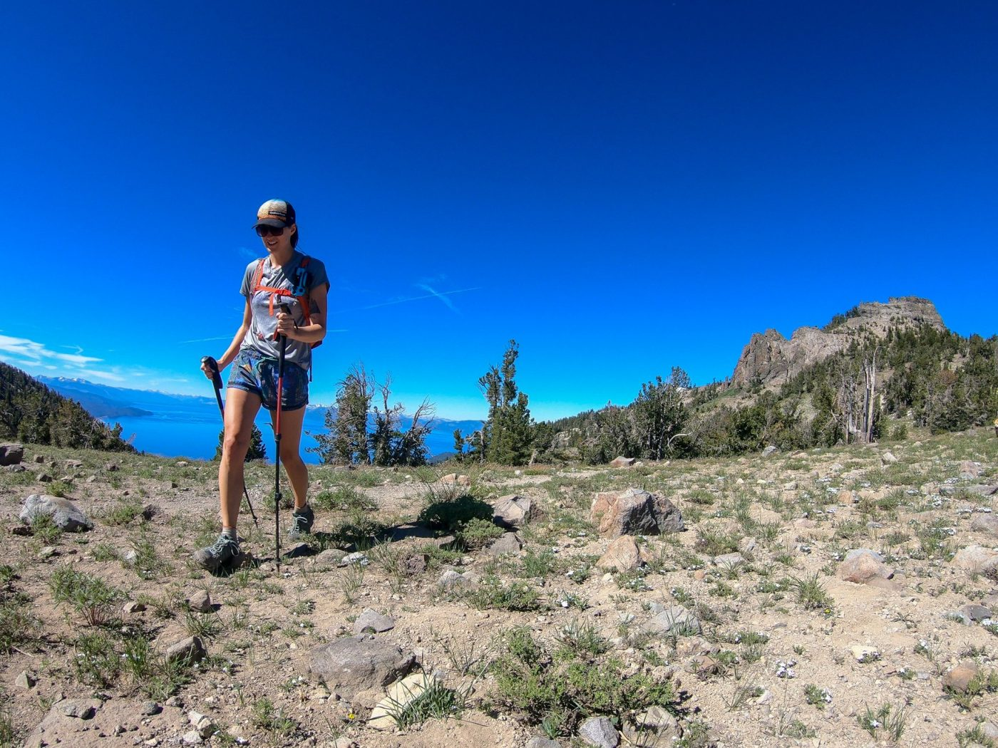 best hiking trails in lake tahoe