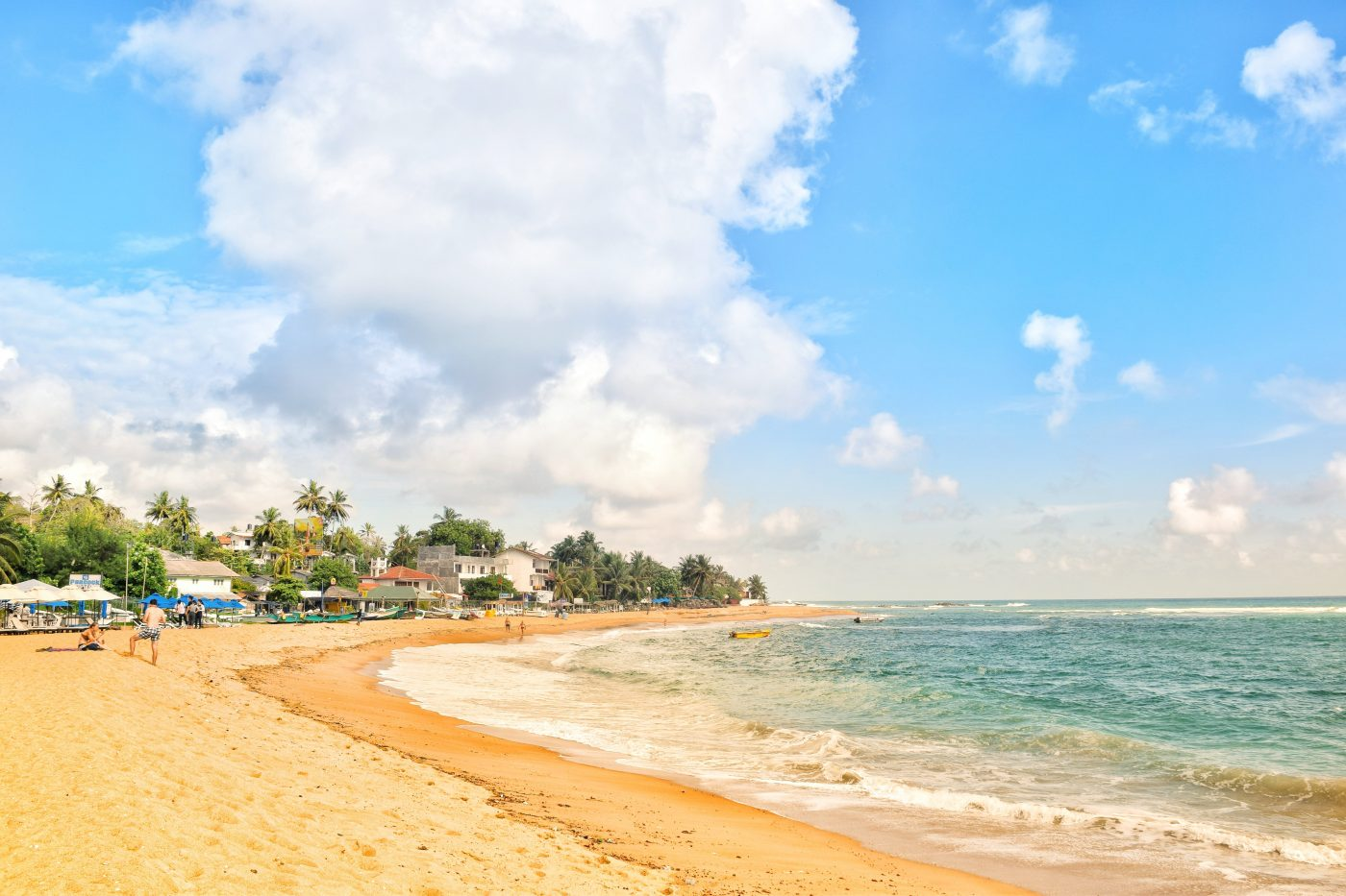 best beaches in sri lanka unawatuna