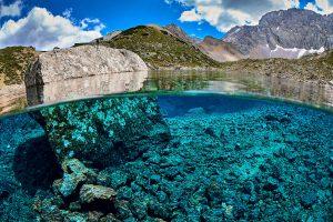 alpine lake hikes colorado