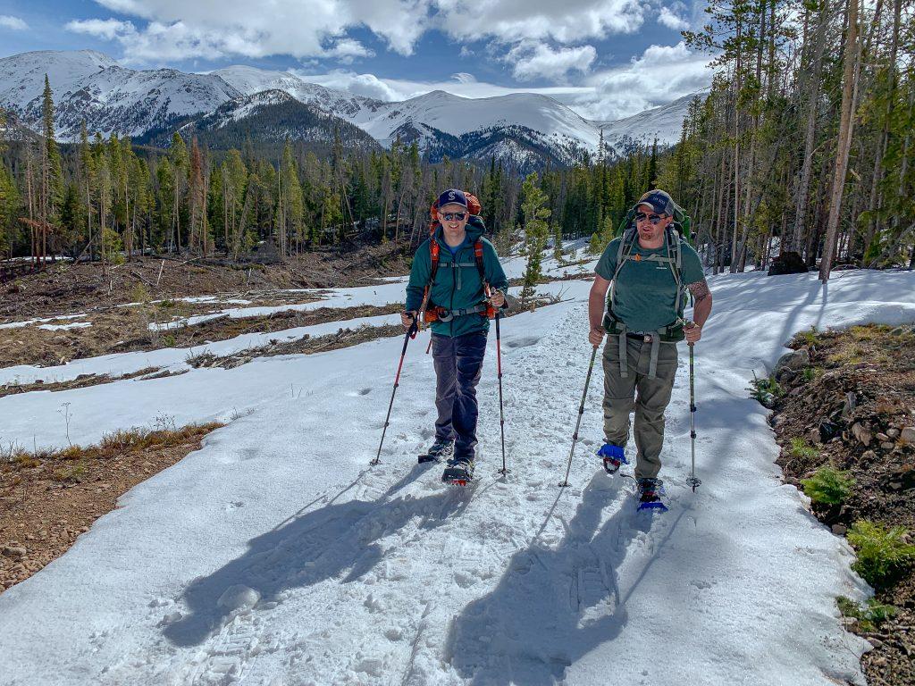 colorado hiking trips