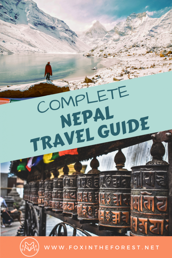Nepal travel tips. Places to go in Nepal including Kathmandu, Pokhara, and Everest. Things to do in Nepal. Adventure travel guide to Nepal. Culture tips for visiting Nepal. #travel #nepal #adventuretravel