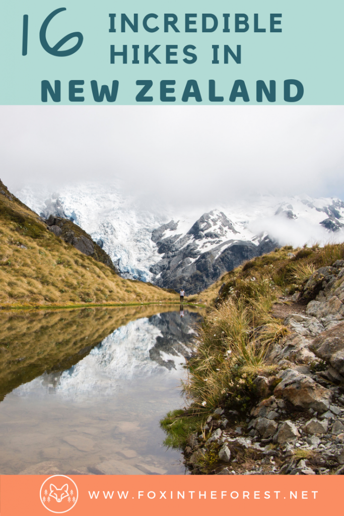 The most epic hikes in New Zealand. A guide to amazing photography locations in New Zealand. The best hiking trails in the North and South Island of New Zealand. Mutli-day hiking trails in New Zealand's National Parks. Easy hikes in New Zealand. Backpacking New Zealand's Great Walks.  Lord of the Ring Hikes in New Zealand. #travel #hiking #newzealand