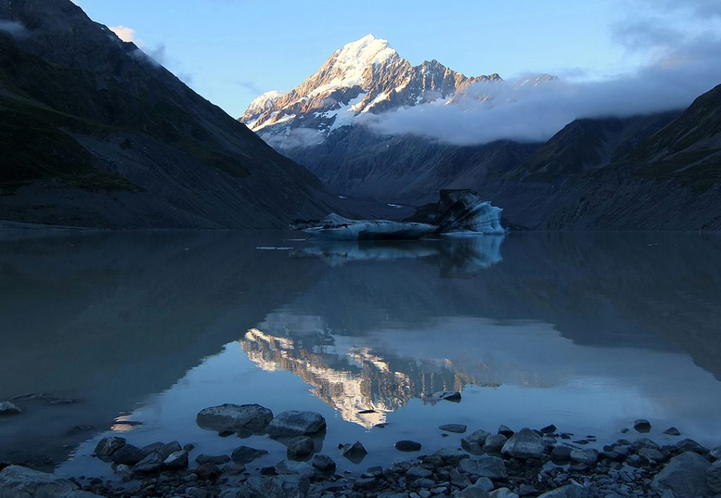 hooker valley track best hikes in new zealand