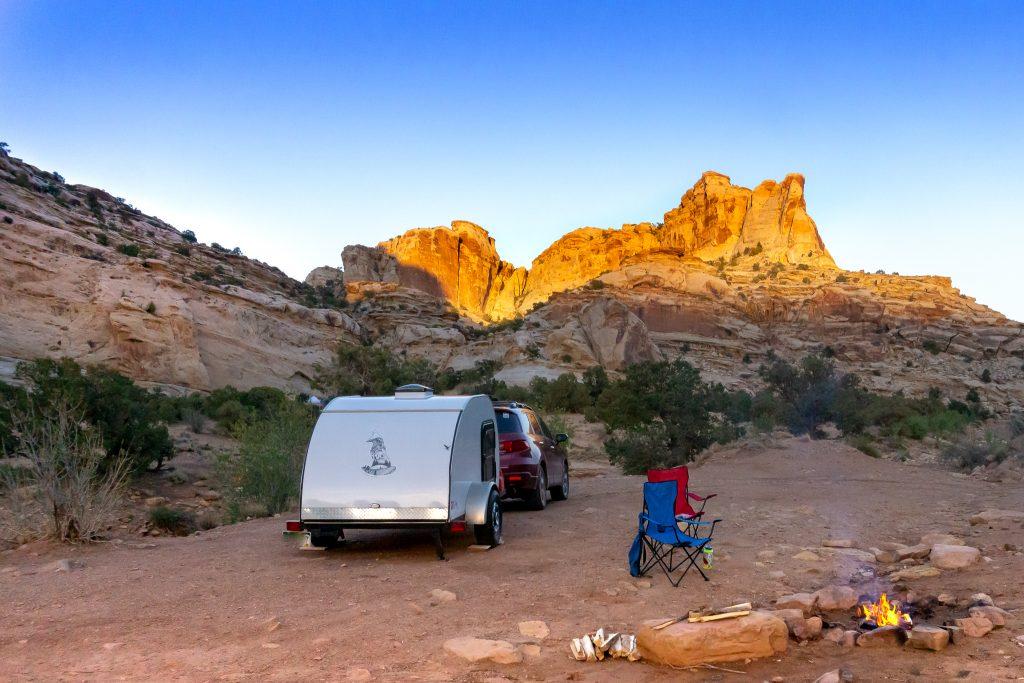 Car camping gifts