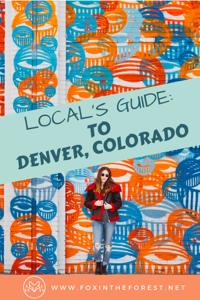 The complete insider guide to everything you need to know to visit Denver, Colorado. Local travel tips and advice for Denver, Colorado. #denver #colorado #travel