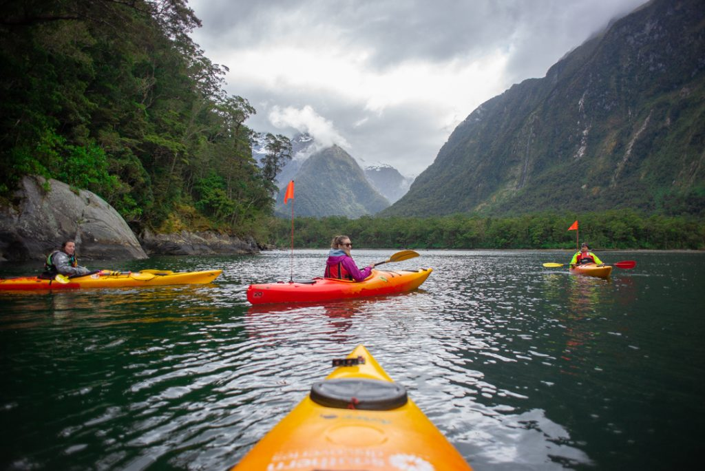 Amazing activities on the south island of new zealand