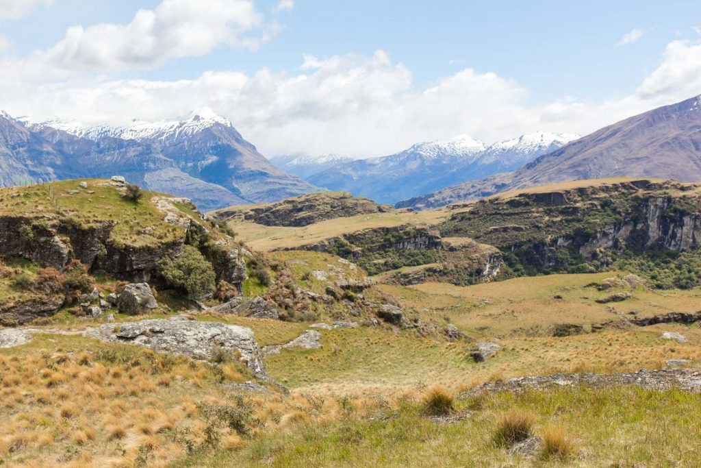 most scenic spots in the south island of new zealand
