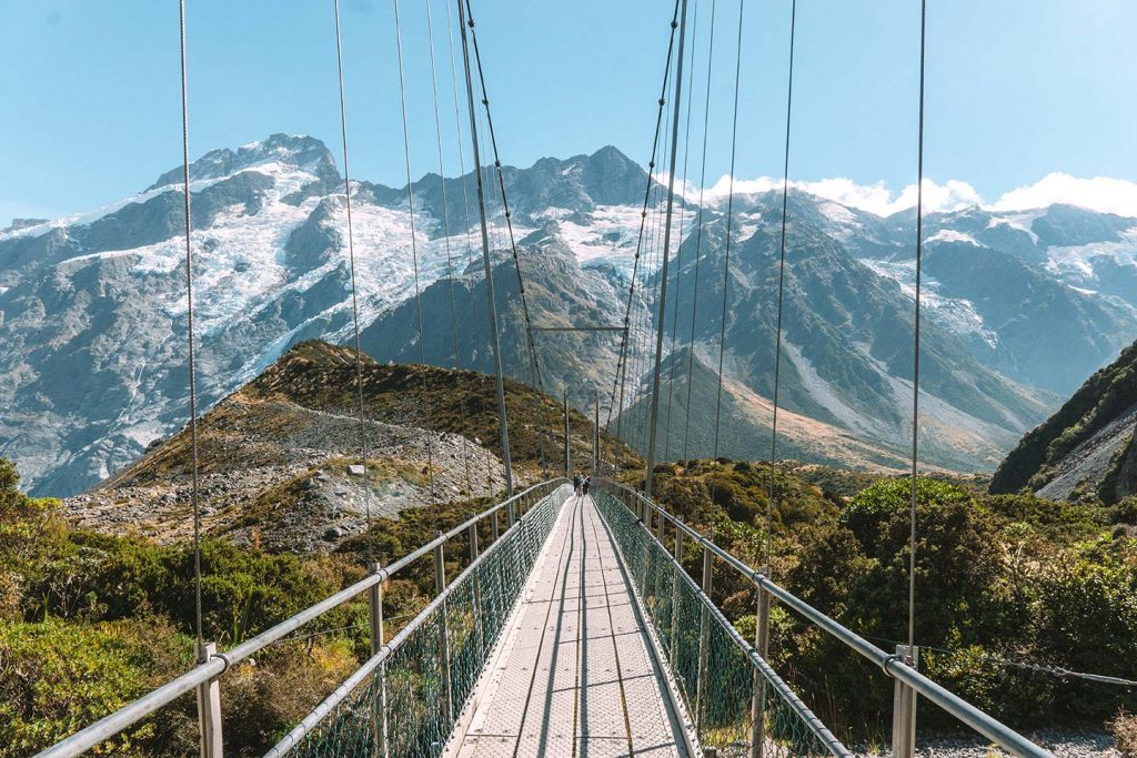 South island of new zealand activities