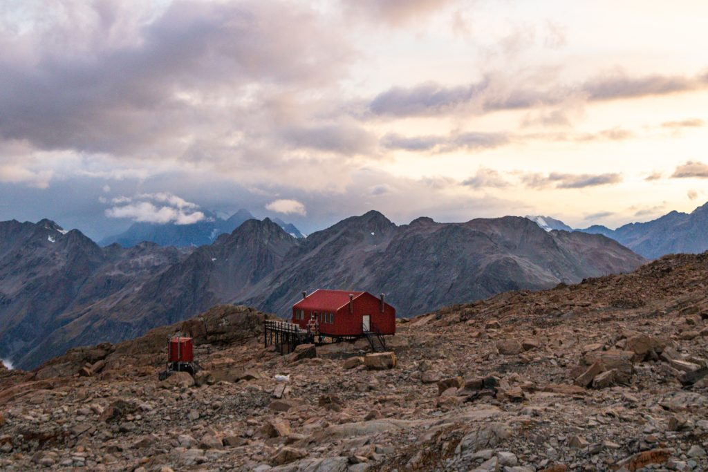 Best huts in New Zealand