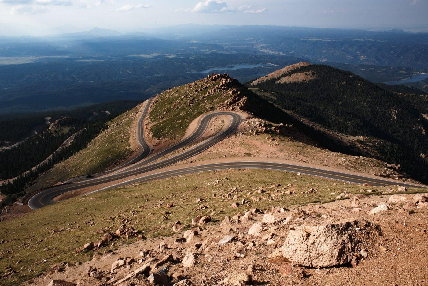 mountain drives near denver
