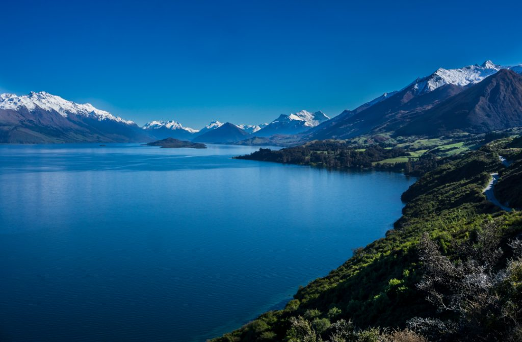 best scenic drives in the South Island
