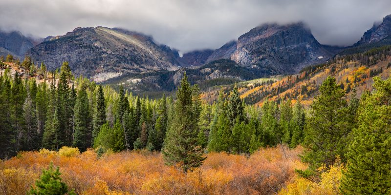 visiting rocky mountain national park