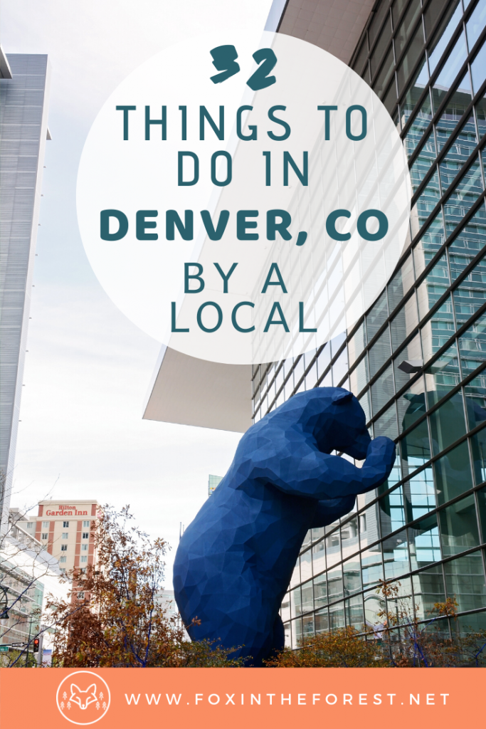 The best things to do in Denver, Colorado. The complete guide to travel to Denver including the best photography spots, restaurants, hiking, and more. Places to visit and things to see in Denver, Colorado. #travel #denver #colorado