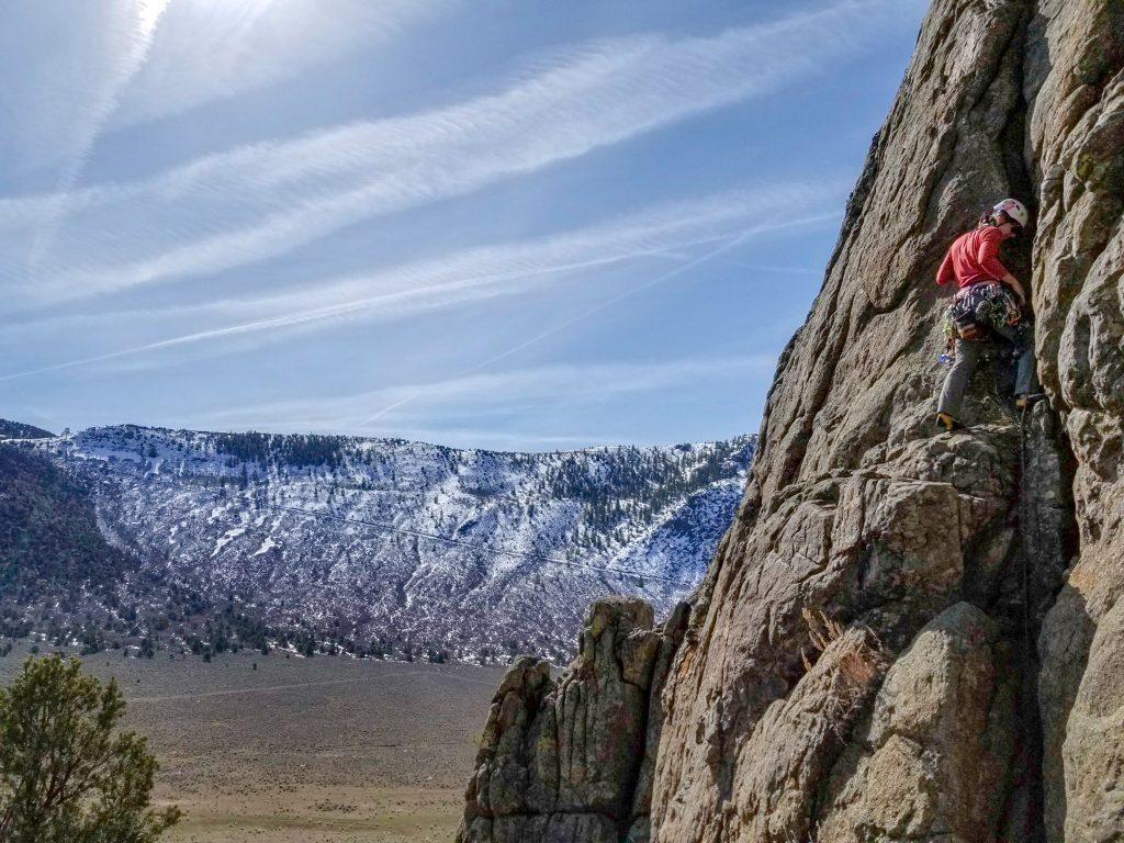 best rock climbing in colorado