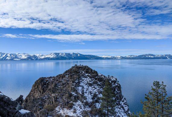 cave rock lake tahoe