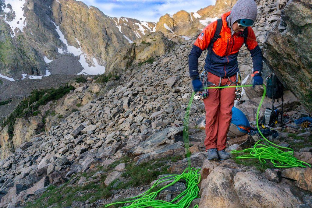 rock climbing in colorado with jackson hole mountain guides