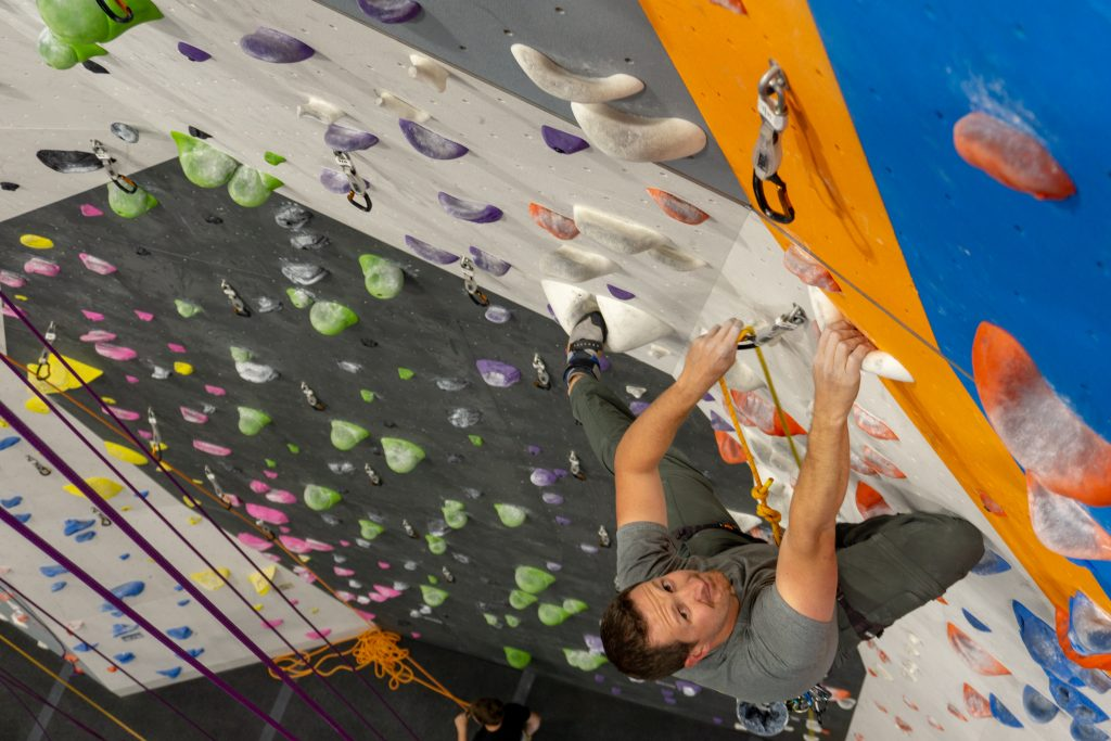 best climbing gyms in Denver