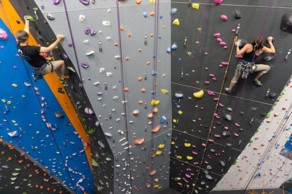 climbing gyms in Denver