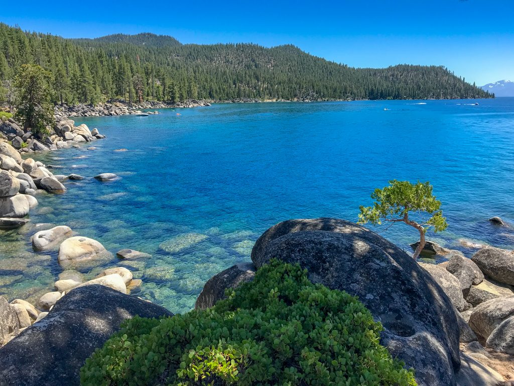 best lake tahoe views