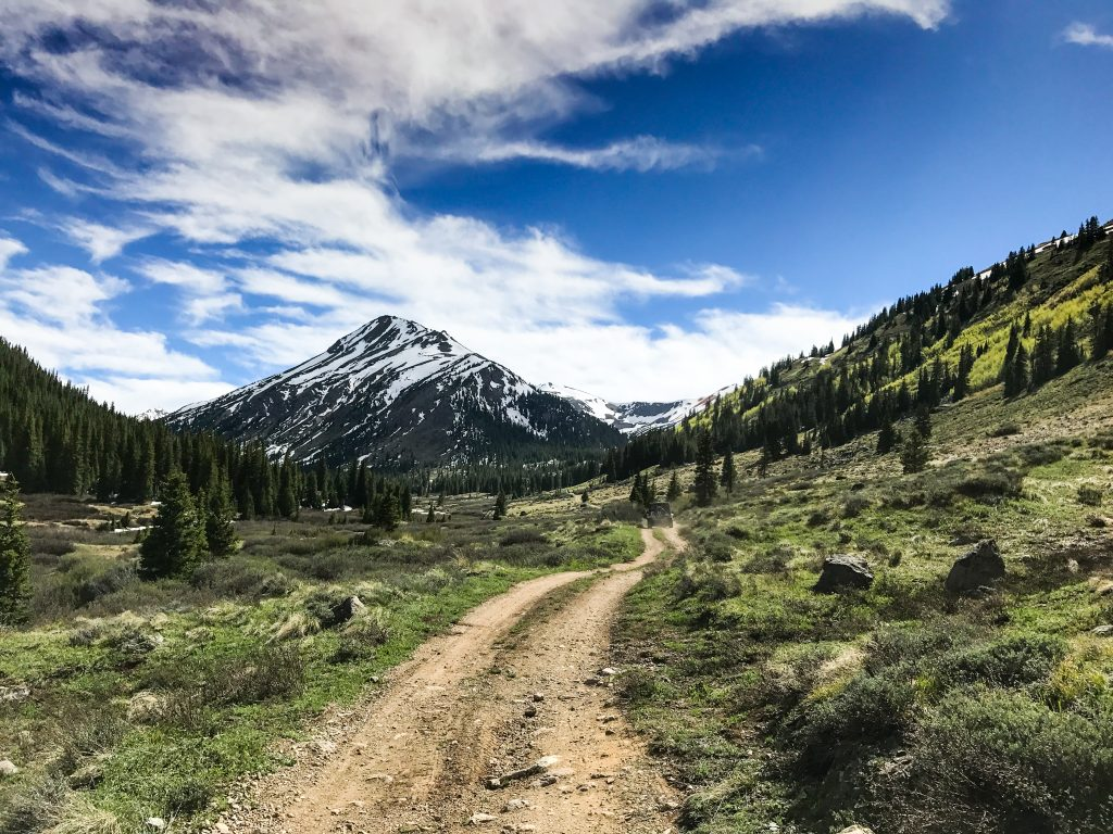best campsites in colorado